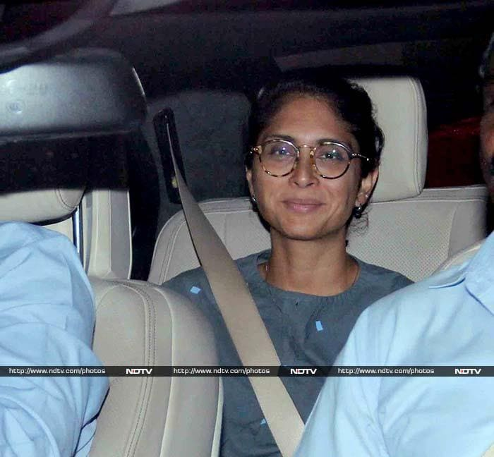 Aamir Khan, Kiran Rao: Karan Johar\'s Twins Get New Visitors