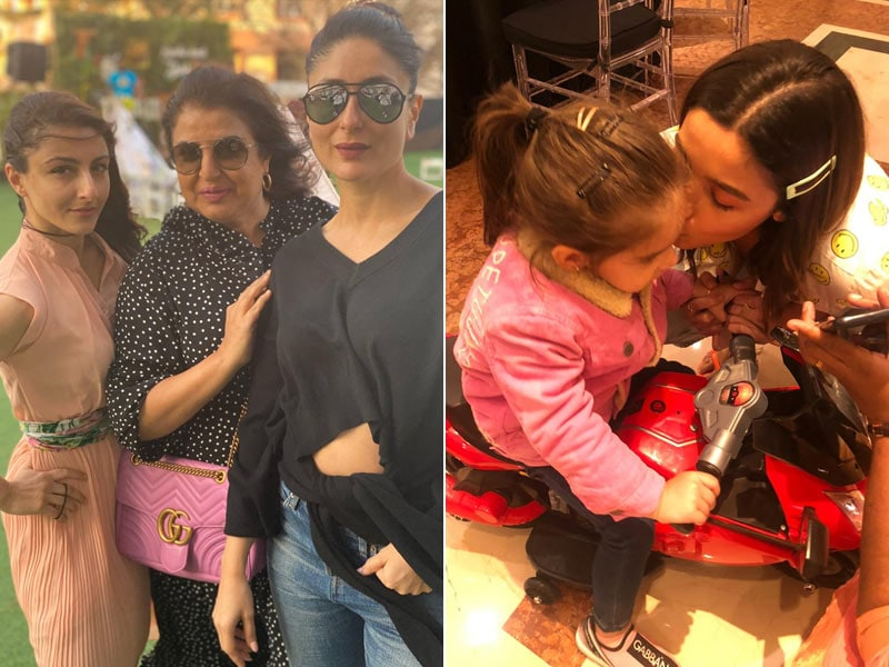 Inside Roohi And Yash's Birthday Bash With Kareena, Alia, Soha