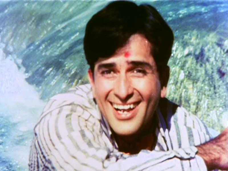 Photo : Shashi Kapoor's Shaan@77