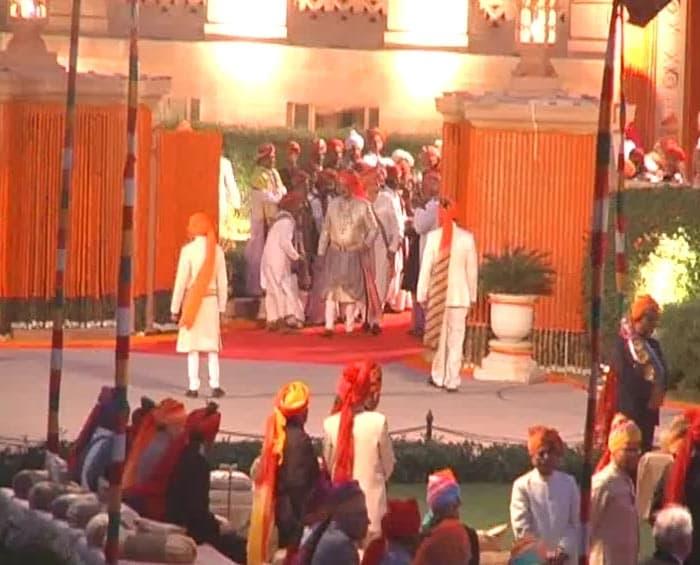 Jodhpur\'s Royal Wedding