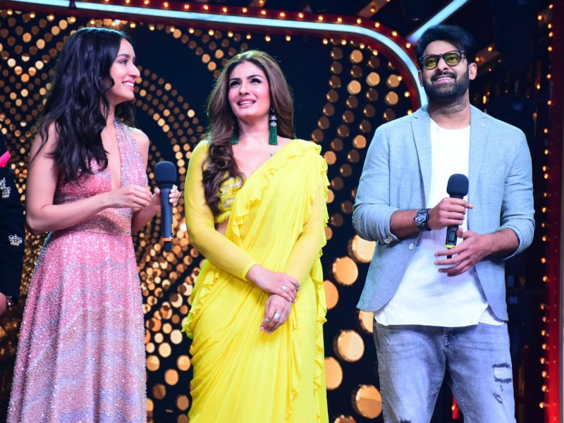 Shraddha And Prabhas' Fun-Filled Memories With Raveena Tandon
