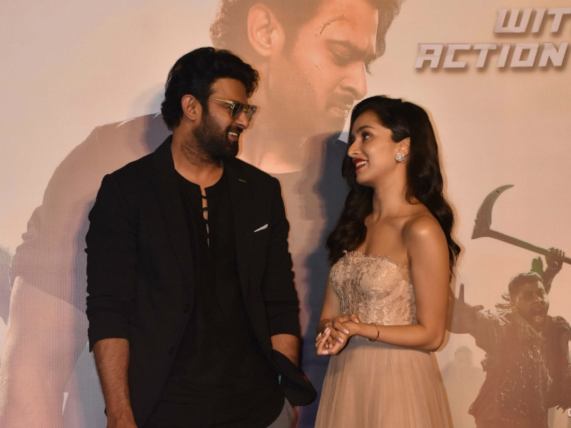 Prabhas And Shraddha's Saaho Special Date