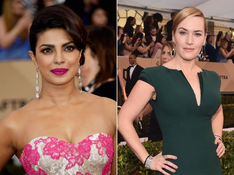 SAG Awards 2016: Priyanka, Kate, Alicia's Red Carpet Formula