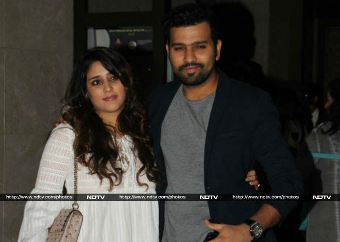 Anushka, Virat Arrive Hand-In-Hand At Zaheer, Sagarika\'s Engagement Party