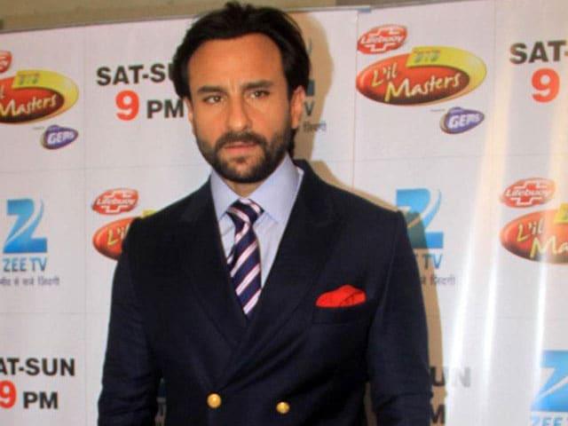 Saif Ali Khan's Tashan at 44