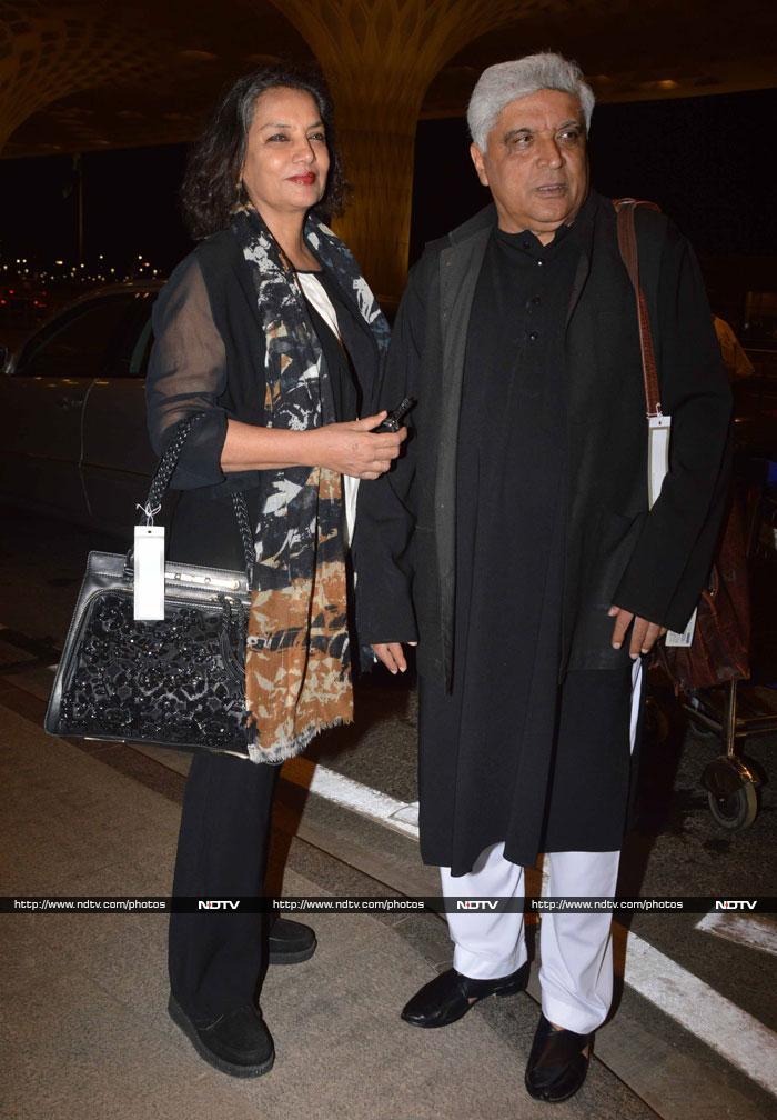 Off to IIFA: Saif, Sonakshi, Aditi