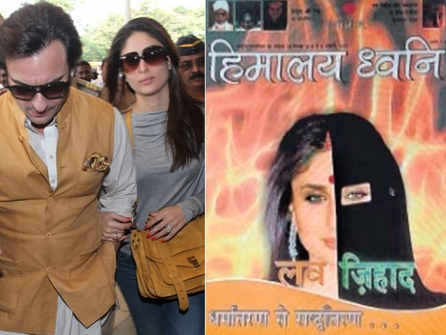 5 Controversies Involving Kareena and Saif