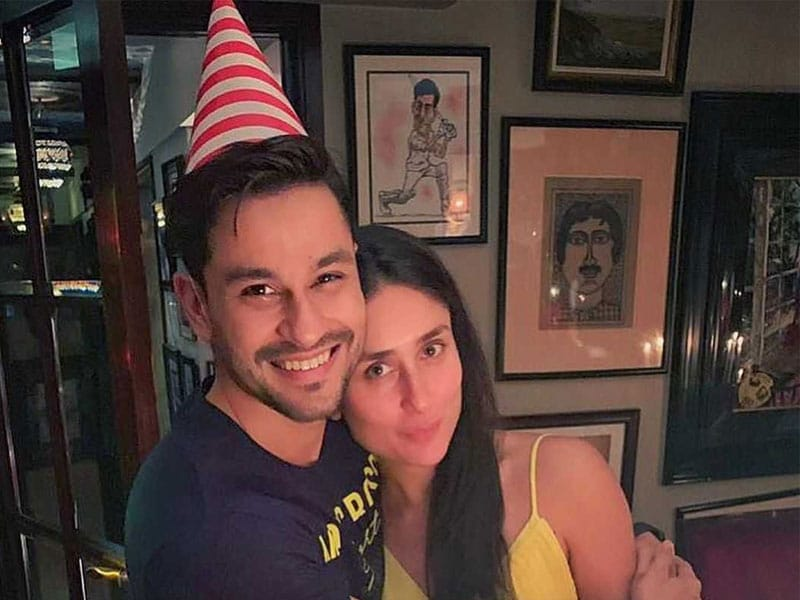 Pics: Kareena Kapoor And Saif Ali Khan Host Kunal Kemmu's Birthday Party