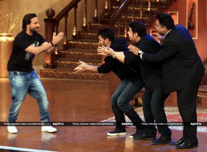 Comedy of Errors With The Humshakals