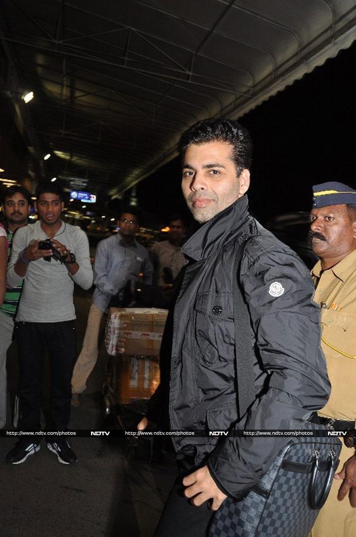 Veer Vs Zaara at IPL Finals: Shah Rukh Khan Leaves For Bangalore