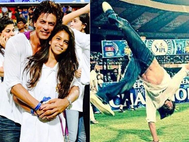 SRK, Suhana and the IPL Somersault