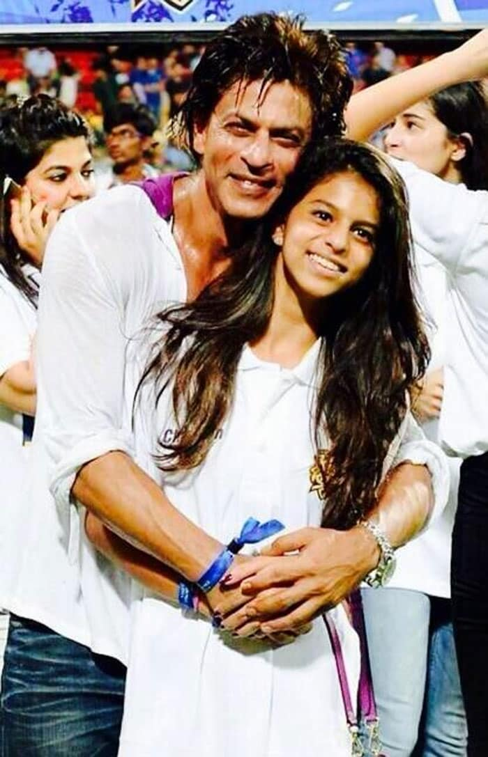 SRK, Suhana and the IPL Somersault