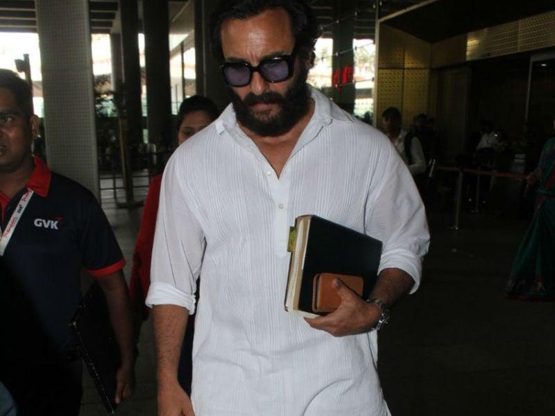 Photo : काला हिरण शिकार मामले के फैसले के बाद सैफ, तब्बू, सोनाली वापस मुंबई आए