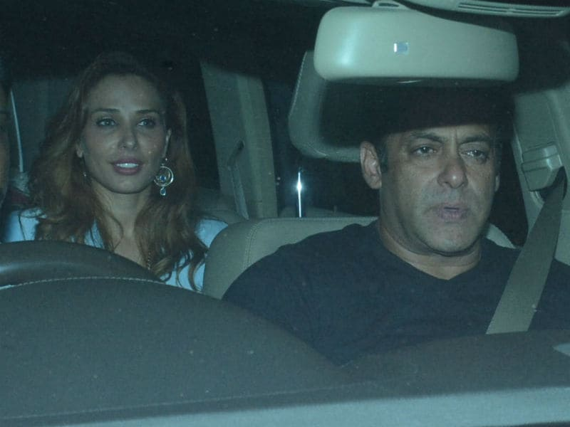 Salman And Iulia Celebrate Saqib Saleem's Birthday