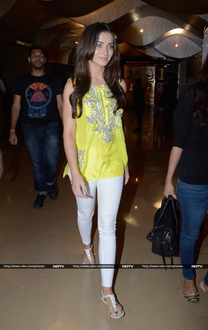Salman and Amy\'s Friday Outing