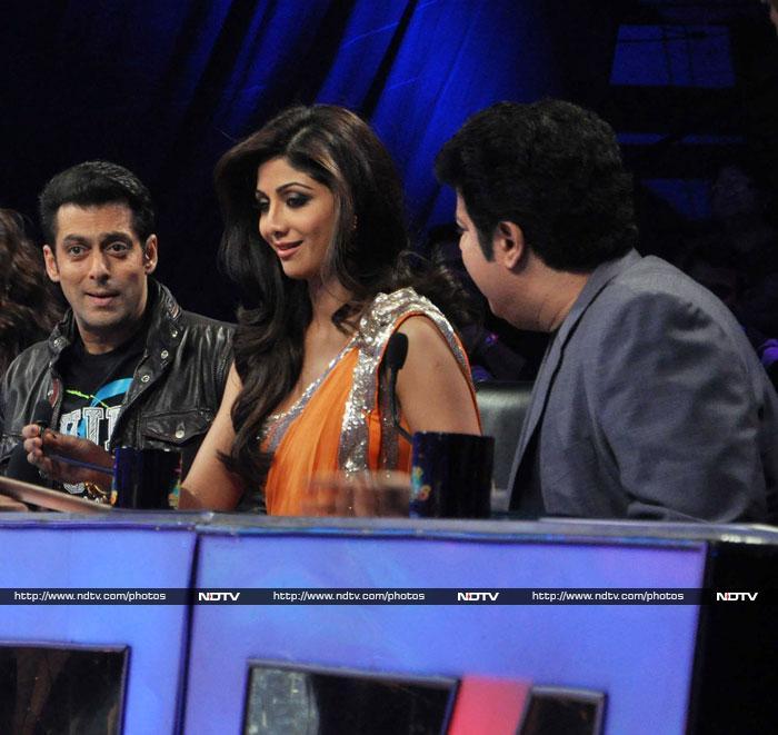 Salman, Daisy  ki Jai Ho