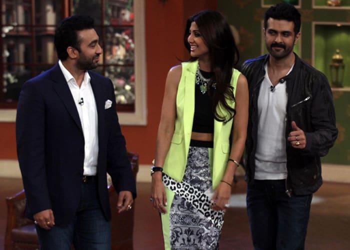Photo : Pati, Patni Aur Woh: Shilpa, Raj, Harman