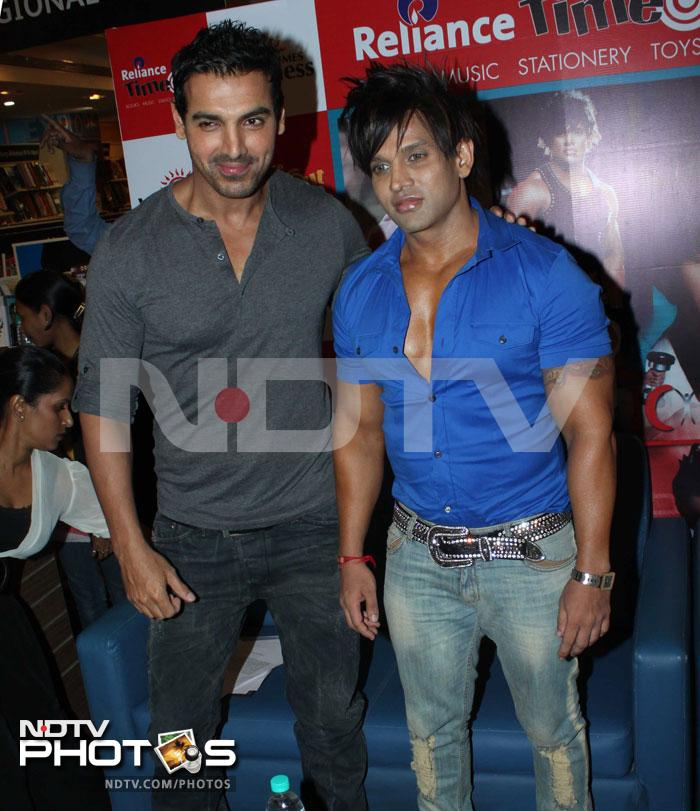 Fit to be John Abraham