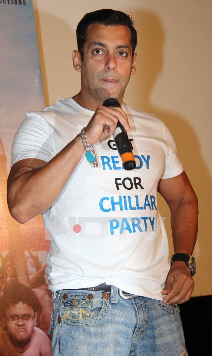 Salman Khan, unstoppable at 46