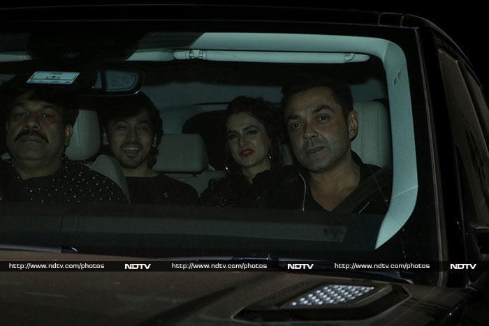 Aaj Ki Party Salman Khan Ki Taraf Se