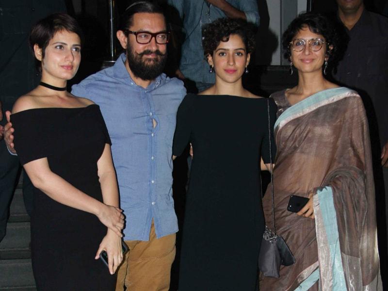 Dangal: Salman's Family 'Loved' Aamir Khan's Film