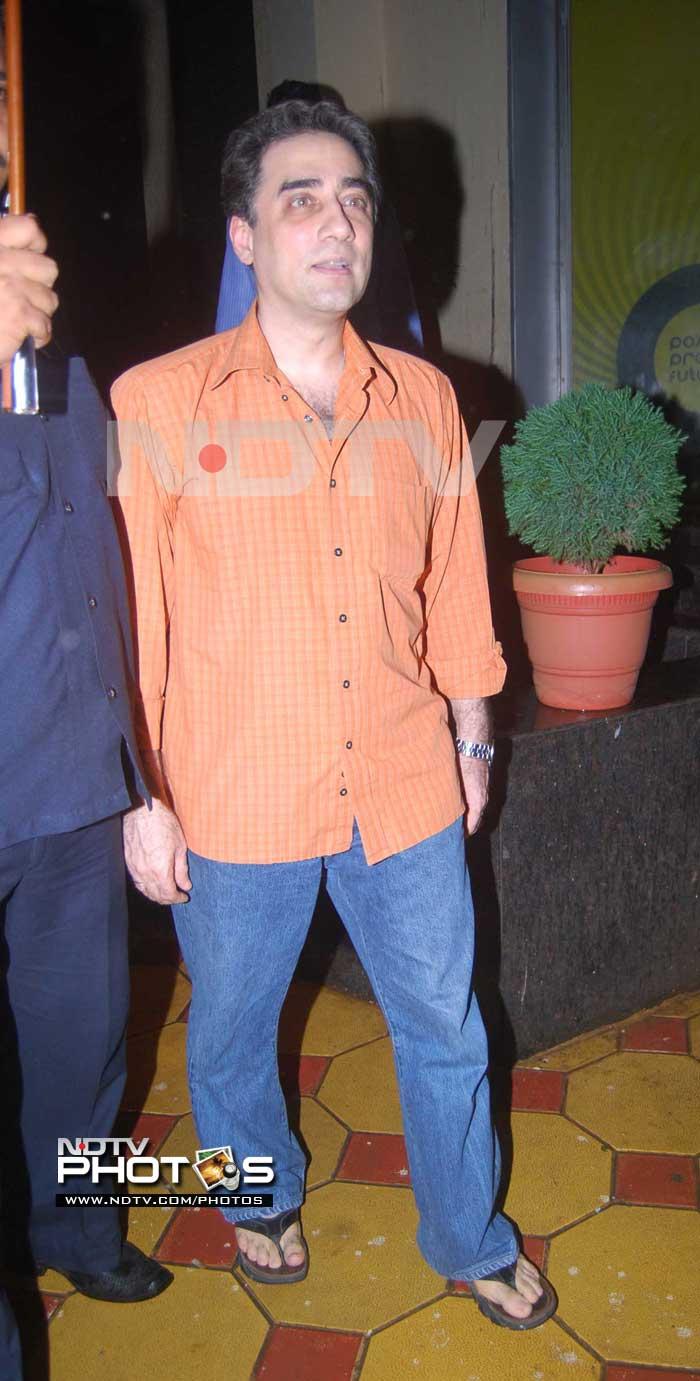 Special Screening: Aamir, Kiran, Salman watch Bodyguard
