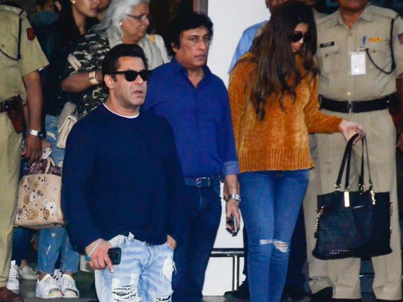 Jet Set Go With Salman And Khan-Daan