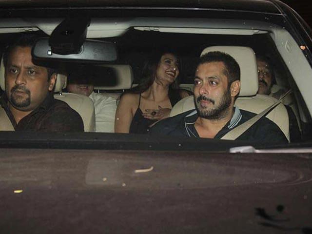 Salman Khan's Diwali, Co-Starring Daisy Shah
