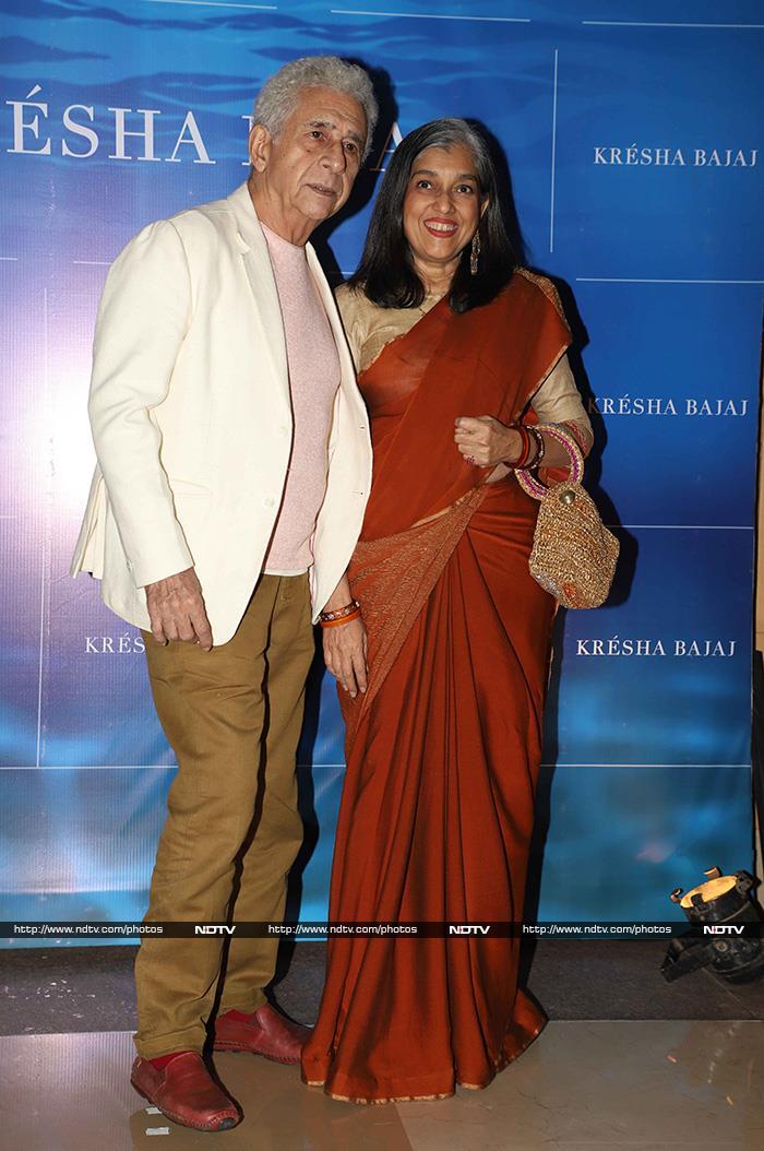 फैशन शो में अर्पिता और आयुष शर्मा के साथ दिखे सलमान खान