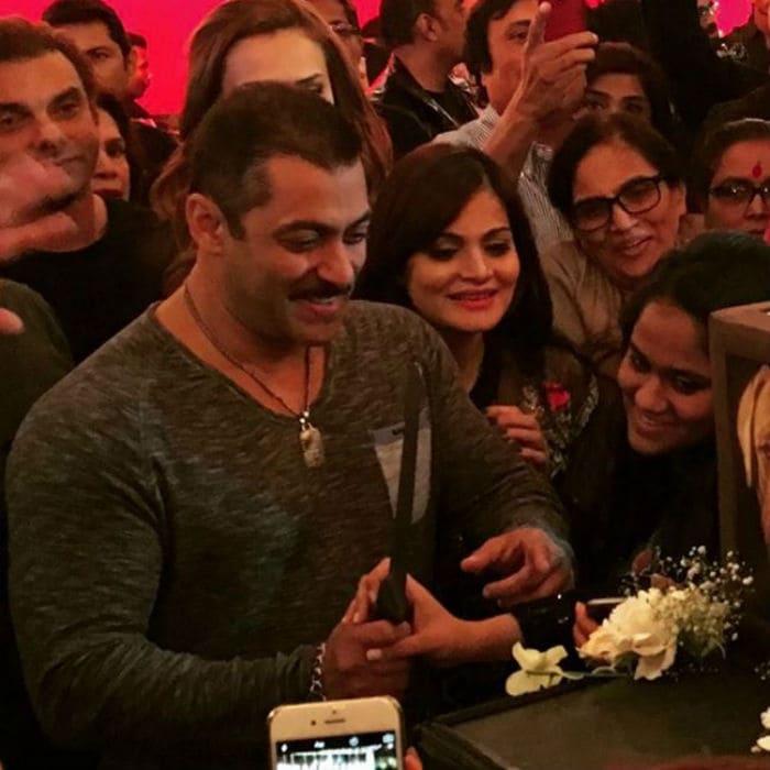 Inside Pics: Salman Khan\'s Blockbuster 50th birthday