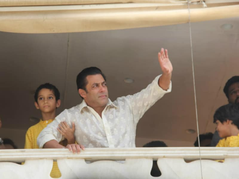 Let's Celebrate Eid With Salman Khan