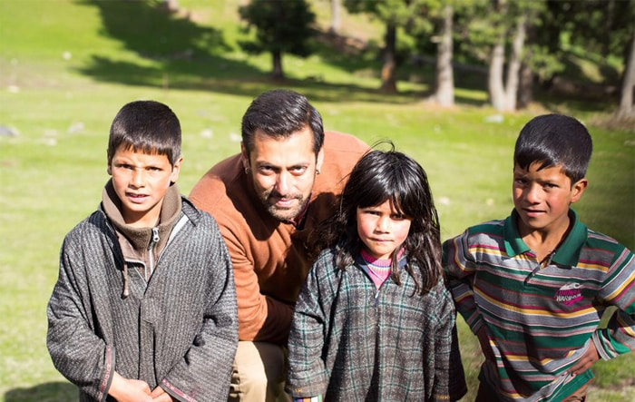 Salman Khan is Your Guide to Kashmir