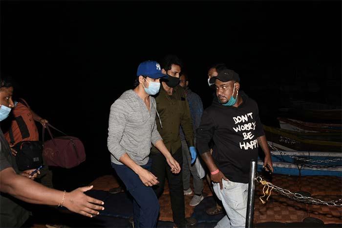 Catching Up With Salman Khan, Jacqueline Fernandez And Saif Ali Khan
