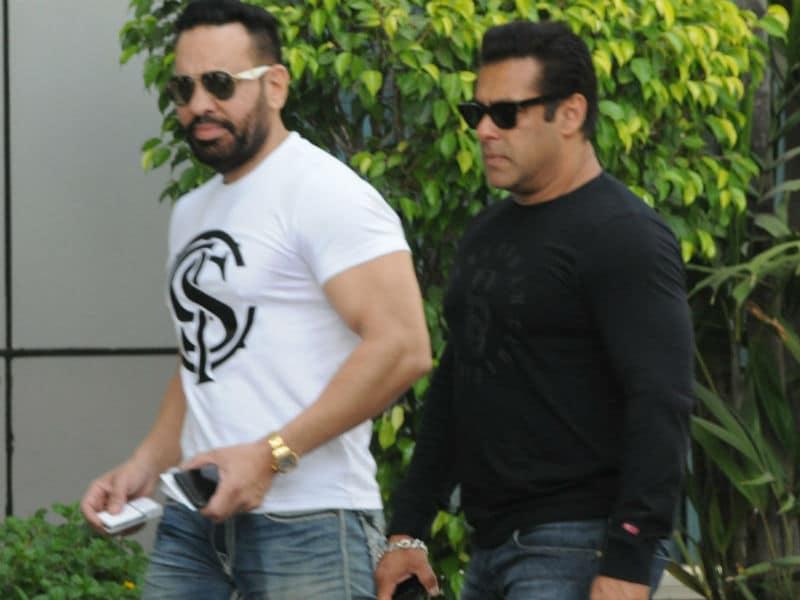 Salman Khan, Saif And Tabu, A Day Before Blackbuck Verdict