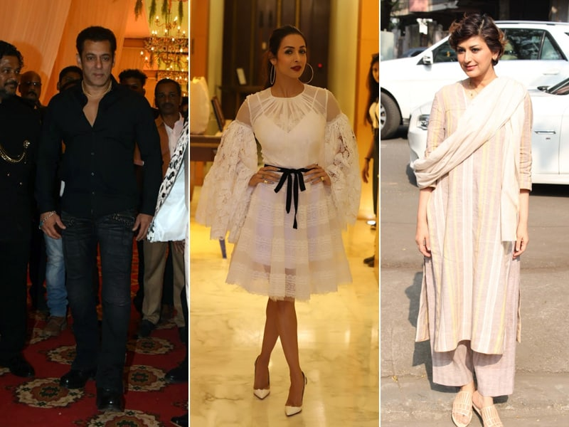 Keeping Up With Salman Khan, Malaika Arora And Sonali Bendre