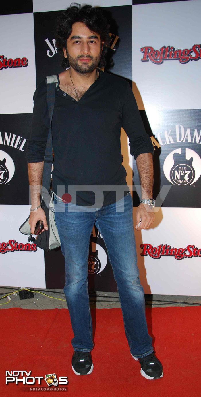 Stars at Jack Daniel\'s Rock Awards