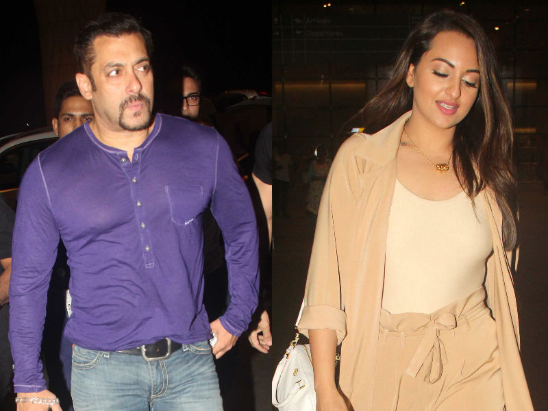 Udd Udd Dabangg, With Salman And Sonakshi