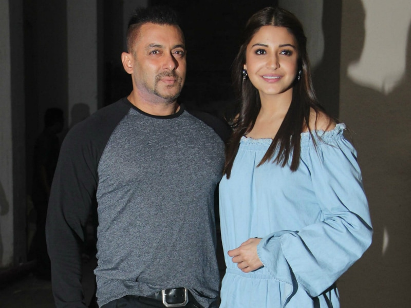 Jag Ghoomeya: Salman, Anushka's Date For Sultan