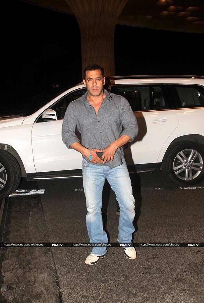 Salman Khan, Vivek Oberoi\'s \'Ex\'-Files