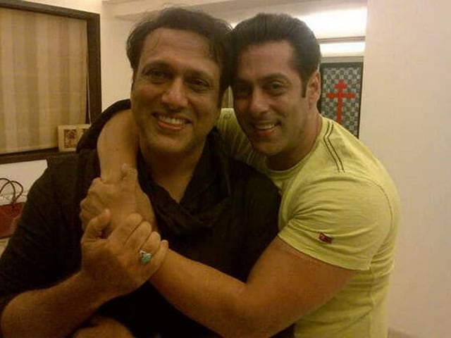 Do You Wanna Partner Govinda, Salman?