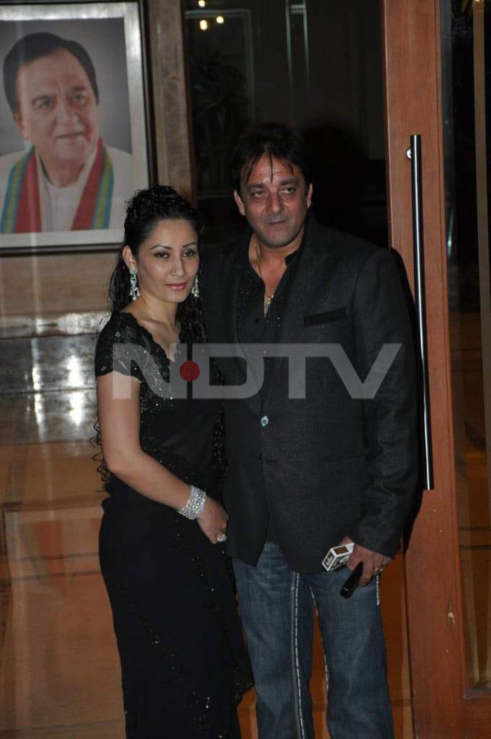 Sanjay-Manyata\'s wedding anniversary bash