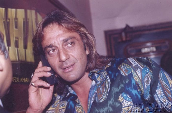 Sanjay Dutt: a troubled existence