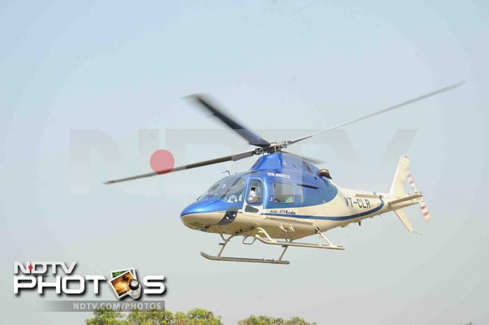 Sanjay Dutt\'s stylish chopper ride