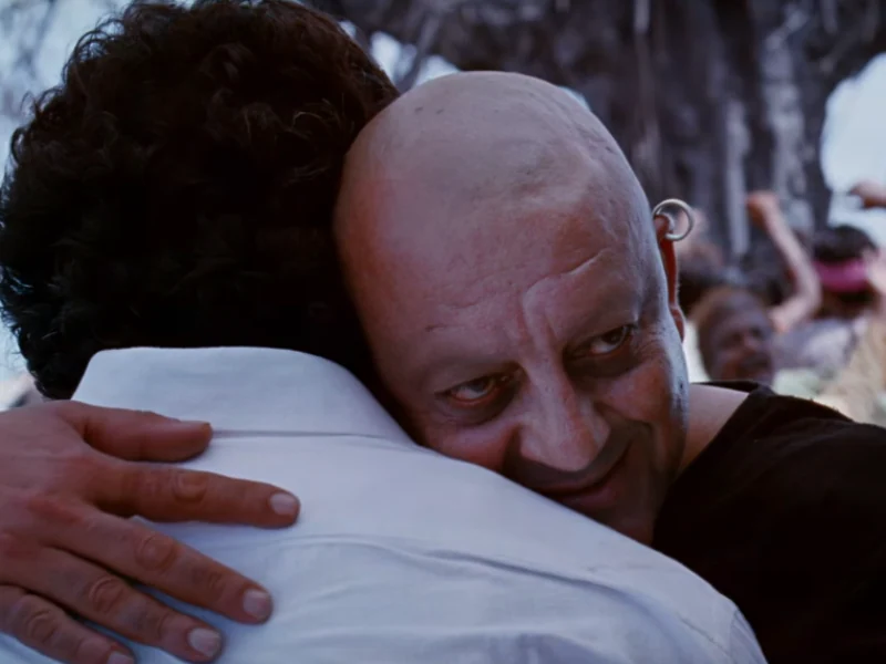 In 2012, the new Agneepath broke the record of the highest opening day collections. Sanjay Dutt received rave reviews for his performance as the villainous Kancha Cheena in the film.