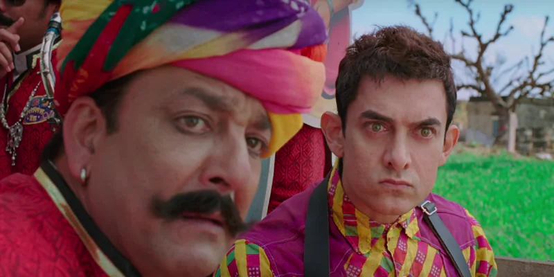In 2014, again while Sanjay was in jail, his film PK, directed by Rajkumar Hirani and co-starring Aamir Khan and Anushka Sharma hit the screens and created history. The same year Ungli also released and sank without trace.