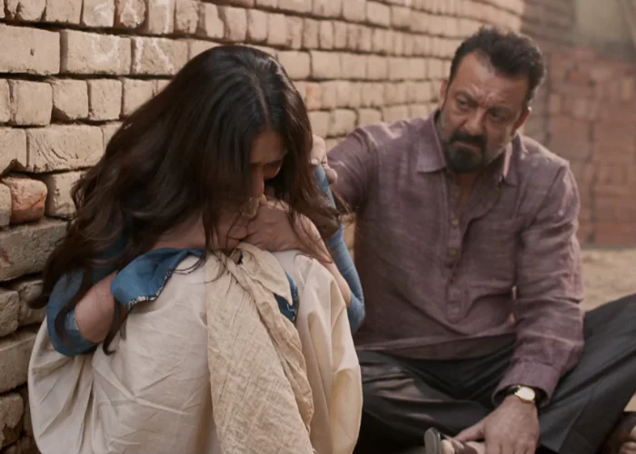 In 2017, Sanjay Dutt made a comeback in films with Omung Kumar\'s Bhoomi, which also featured Aditi Rao Hydari as his onscreen daughter. The film opened to mixed reviews and has a mediocre performance at the ticket window.