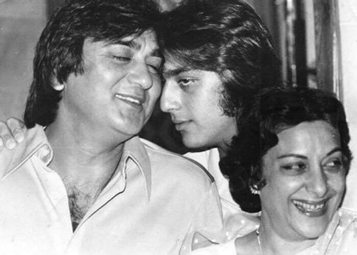 Sanjay Dutt, who was born on 29 July 1959, is the eldest child of actors Sunil and Nargis Dutt. He attended The Lawrence School, Sanawar near Kasauli.