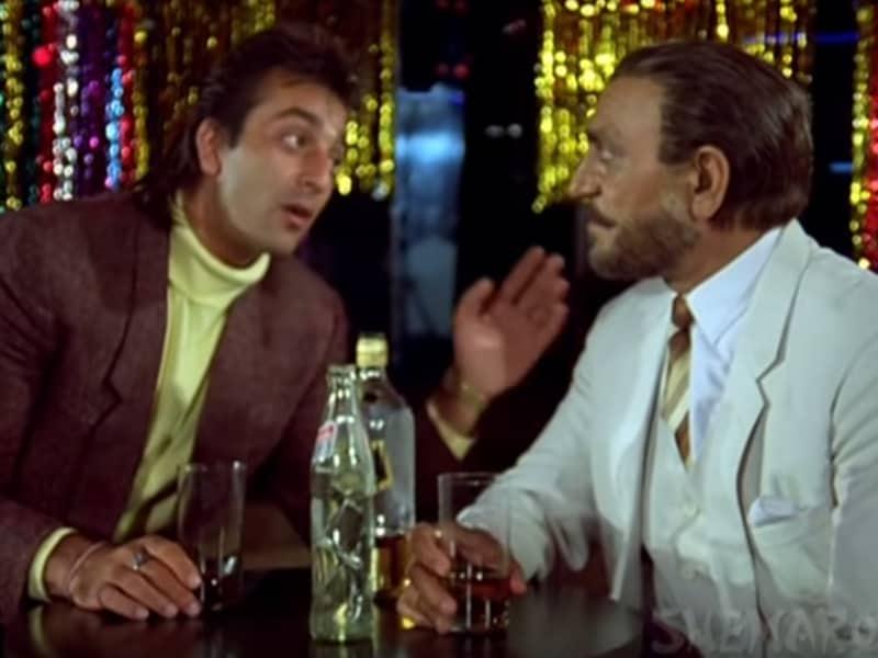 Sanjay Dutt\'s success story continued through the nineties with films such as Tejaa (1990), Thanedaar (1990), Khoon Ka Karz (1991), Yalgaar (1992), Gumrah (1993), Sahibaan (1993) and Aatish:Feel The Fire (1994) to his credit.