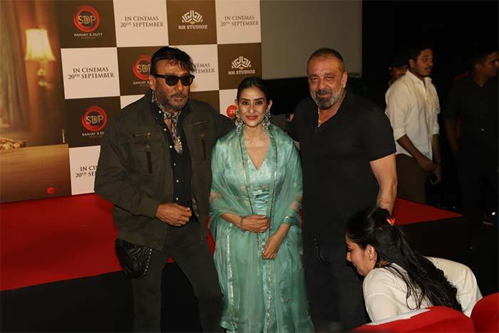 बर्थडे के मौके पर संजय दत्त ने अपनी फिल्म 'प्रस्थानम' का टीजर किया लॉन्च