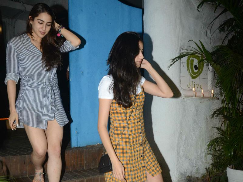 Keeping Up With Sara Ali Khan And Ananya Panday